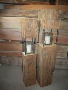 habe einige laternen aus altholz teils 252 ber 100 jahre