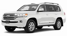 2017 Toyota Land Cruiser Reviews Images And