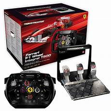 volante ps3 f1 thrustmaster f1 wheel integral t500 rs pre owned