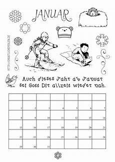Bilder Zum Ausmalen Januar Kalender Zum Ausdrucken Und Ausmalen Christliche Perlen