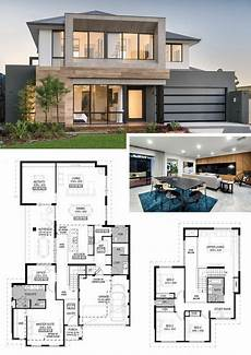2 storey modern house designs and floor plans two storey floorplan the odyssey by national homes