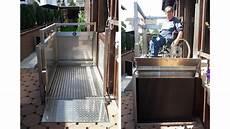 re für rollstuhlfahrer bauen ratgeber quot den zugang ins haus mit treppenlift hebeb 252 hne