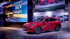 Nuova Ford Kuga Meno Suv Pi 249 Berlina L Automobile