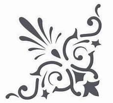 esquineros decorativos vector buscar con repujado esquinas pinterest search