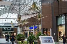 Interior Shopping Mall Of The Ruhr Park In Bochum