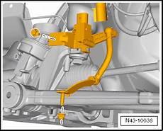 Volkswagen Tiguan Reparaturanleitung Bauteile Der