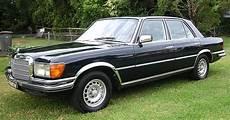 Mercedes W116 Wolna Encyklopedia