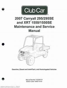 what is the best auto repair manual 2007 bmw z4 m user handbook 2007 club car carryall service manual 295 295se xrt 1550 1550se gas diesel intellitach