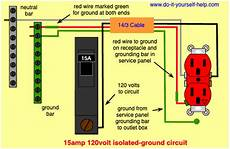 Grounding Diagrams Wiring Diagrams