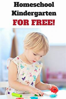 free kindergarten homeschool you can homeschool kindergarten for free learn how