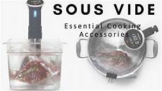 5 essential sous vide accessories for the home cook