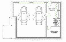 dimension garage 2 places plan garage 2 voitures gratuit l impression 3d