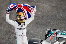 Lewis Hamilton 2017 F1 World Chionship Won In A