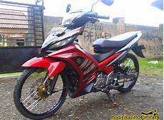 Modifikasi Motor Jupiter by 20 Gambar Foto Modifikasi Motor Yamaha Jupiter Mx New