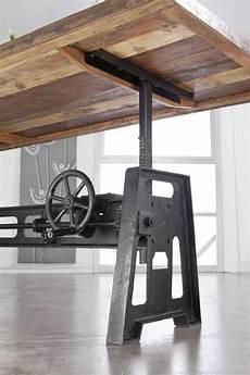 esstisch altholz 200x100x76 mehrfarbig lackiert industrial