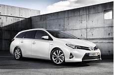 Fiche Technique Toyota Auris Touring Sports Hybride 2014