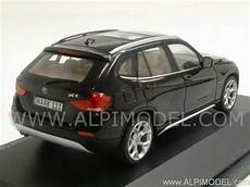 bmw x1 1 43 schuco bmw x1 2010 sapphire black 1 43 scale model