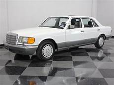 how does cars work 1988 mercedes benz s class parking system 1988 mercedes benz 420sel streetside classics the nation s trusted classic car consignment