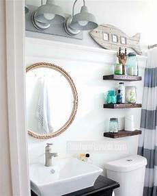 nautical bathroom decor ideas small nautical bathroom makeover with diy ideas coastal decor ideas interior design diy shopping