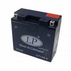 Batterie Moto 12v 12ah Gel Yt14b 4 Gt14b 4 Batteries Moto