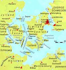 Westlicher Teil Dänemarks - beltsee