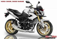 Modifikasi Cb150r by Modifikasi Honda Cb150r Konsep Cb1000r Halobike S