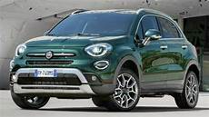 Fiat 500x City Cross - 2019 fiat 500x cross refreshed design and new technology