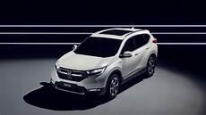 Spec 2018 Honda Cr V Previewed By Hybrid Prototype