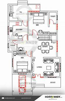 simple house plans in kerala free kerala home design floor plan kerala house design