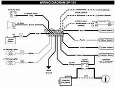 Help Installing Power Locks Part Of Sp 101 Alarm System