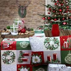 Weihnachtstischdecke Und Weihnachtskissen Shoppen