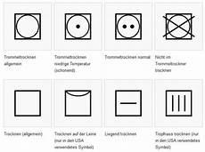 trockner zeichen bedeutung trocknersymbole was bedeuten die zeichen