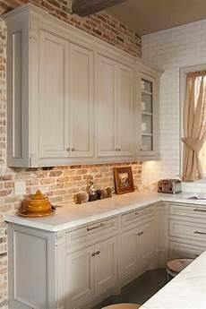 Kitchen Brick Backsplash 30 Practical And Really Stylish Brick Kitchen