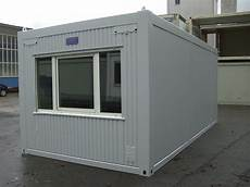 b 252 rocontainer mietcontainer 6m x 3m wohncontainer