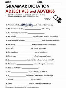grammar worksheets on adjectives 24907 135 best images about exercises on present and grade 3