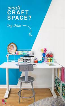 how to up a small craft space