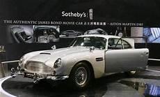 bond s aston martin car sells for 4 6 million reuters