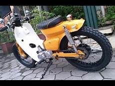 Grand Modif C70 by Motor Trend Modifikasi Modifikasi Motor Honda C70