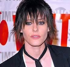 katherine moennig s shaggy hair hair styles