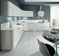 cuisine blanche laquée la cuisine blanche laqu 233 e en 35 photos qui vont vous inspirer kitchen