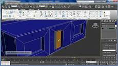 3ds Max 2010 Simple House Tutorial Edit Poly