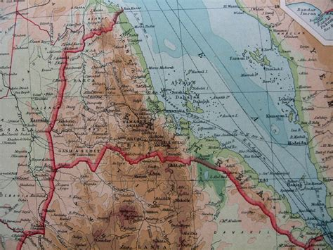 Eritrea Colonization History