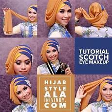 Model Jilbab Untuk Kondangan Jilbab Gucci