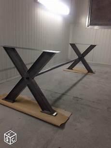 Pied Pietement Table Industriel Pieds De Table
