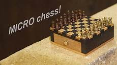 micro chess diy