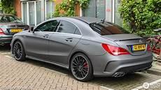Mercedes 45 Amg Edition 1 C117 20 February 2017