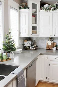 Home Decor Ideas Kitchen Cabinets by Kitchen Decorating Ideas 2017 Home