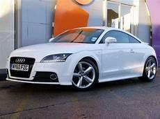2010 Audi Tt S Line 2 0tfsi Quattro White 2d For Sale In