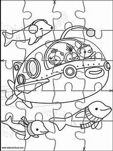 completare octonauts da colorare disegni da colorare