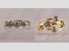 Remodelling Diamond Ring Examples   PART 2   Ring